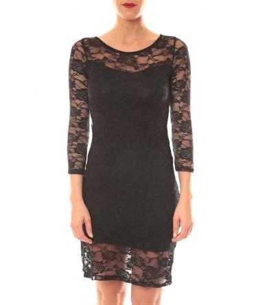 Dress Code Robe In Vogue Noir
