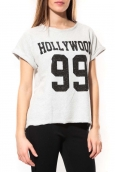 By La Vitrine Tee Shirt Hollywood 99