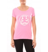 Lulu Castagnette T-shirt Happy Rose