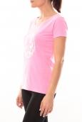 Lulu Castagnette T-shirt Happy Rose