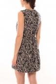 Vero Moda Tunique SL Mini Dress Mix Wall 10087646 Multicolor