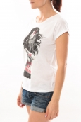 L'Atelier du Marais T-Shirt Want To See Blanc