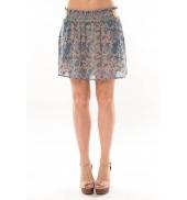 Vero Moda Paisilla HW Short Skirt 10106801 Bleu