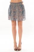 Vero Moda Paisilla HW Short Skirt 10106801 Beige