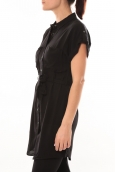 Vero Moda Derka S/S Tunic It 101077894 Noir