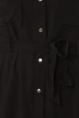Vero Moda Derka S/S Tunic It 101077894 Noir