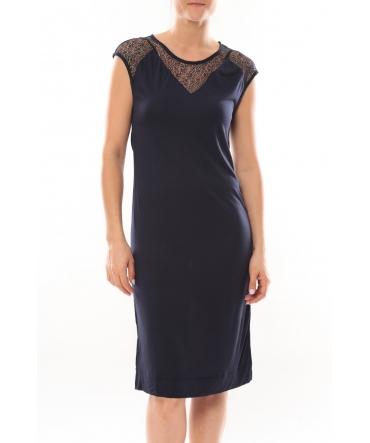 Vero Moda Shake It SL Knee Dress 10105501 Bleu