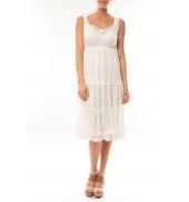 Dress Code Robe LF11252 Blanc
