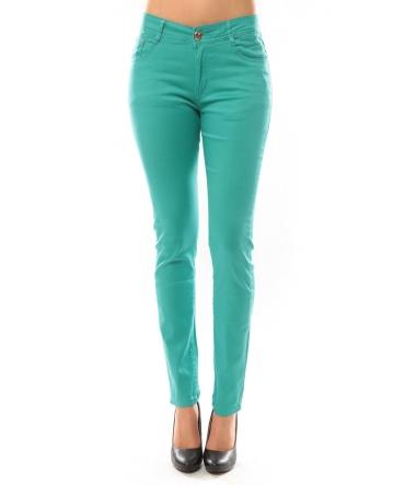 MyChristy Pantalon B3523 Vert