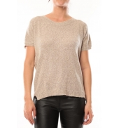 By La Vitrine T-Shirt S13010 Taupe