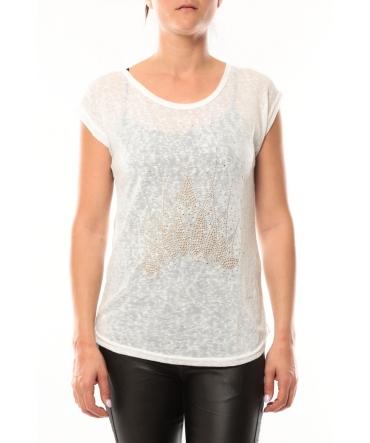 Dress Code T-Shirt Love Look 332 Blanc