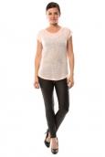 Dress Code T-Shirt Love Look 332 Rose