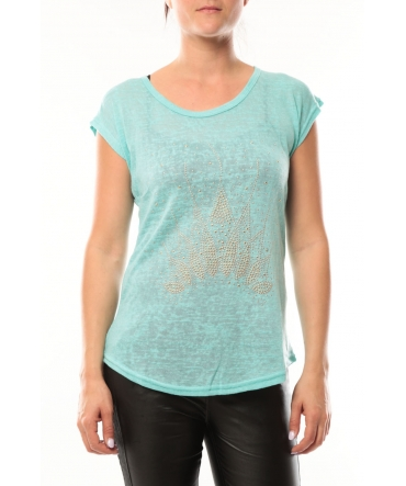 Dress Code T-Shirt Love Look 332 Bleu