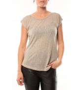 Dress Code T-Shirt Love Look 332 Taupe
