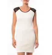 Dress Code Robe Love Look 320 Blanc