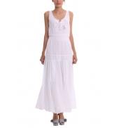 Desigual Robe Tenerife 42V2064 Blanc