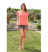 Vero Moda Capy SL Wide Top 10108569 Rose
