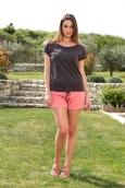 Vero Moda Uno Shorts 10108405 Rose