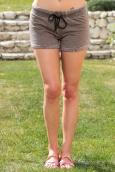 Vero Moda Uno Shorts 10108405 Marron