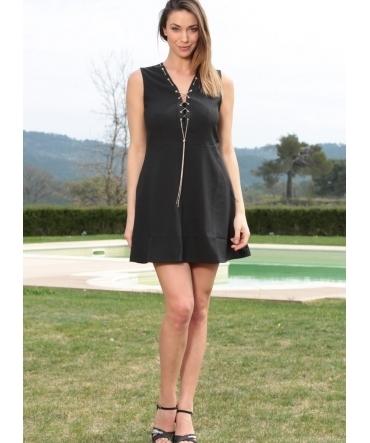 Dress Code Robe Allyson R1173-6 Noir