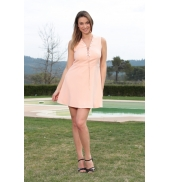 Dress Code Robe Allyson R1173-6 Rose