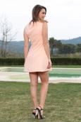 Dress Code Robe Allyson R1173-6 Rose