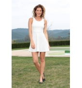 Dress Code Robe Lucce 9268 Blanc