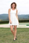 Dress Code Robe Lucce 9268 Blanc