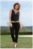 Dress Code Combinaison ANM Noir