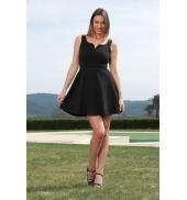 Dress Code Robe allyson R1165-6 Noir