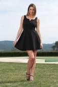Dress Code Robe allyson R1165-6 Noir