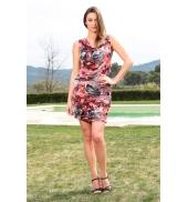 Dress Code Robe Love Look 1553 Rouge