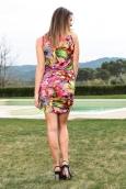 Dress Code Robe Love Look 1553 Rose