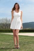Vera & Lucy Robe Lucce 1007 Blanc