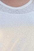 Vero Moda Burn Marack SS Top 10110511 Blanc