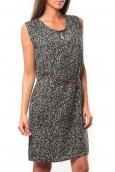 Vero Moda Amanda S/L Short Dress Mix It 10108973 Noir