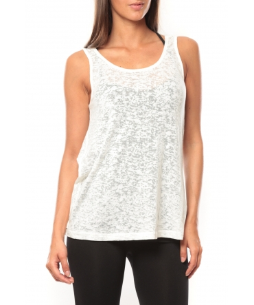 Vero Moda Débardeur Kitty Tank Top 10110750 Blanc