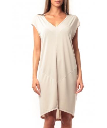 Dress Code Robe Kap Beige
