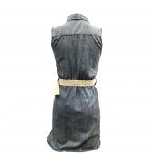 Dress Code Robe Saxx Bleu