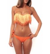 Playa Del Sol Maillot de Bain Power Flower F2822 Orange