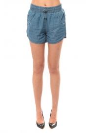Vero Moda Cashua LW Loose Short Shorts 10108195 Bleu