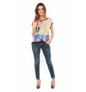 TCQB T-shirt 88 Violet