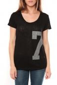 TCQB Tee shirt SL1601 Noir