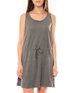 Vero Moda Arrow S/L Above Knee Dress It Gris