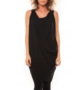 ROBE Blakie SL Short Dress Noir