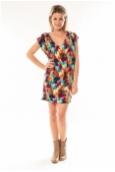 Nina Rocca Tunique 4036-27 Multicolor