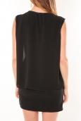 Dress Code Robe ANM Moda Noir