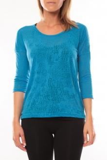 Vero Moda Fiona 3/4 Top It Bleu
