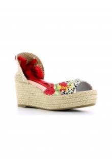 Desigual Sandales Medio 5 41SS251 Rouge