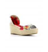 Desigual Sandales Medio 6 41SS251 Rouge